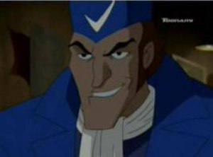 Captain Boomerang - Captain Boomerang in Justice League Unlimited