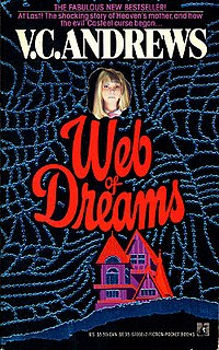 Original cover of Web of Dreams