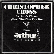Christopher Cross - Arthur's Theme (Best That You Can Do) (single).jpg