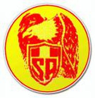 Asociación Deportiva San Agustín - Image: Colegio San Agustín peruvial football club