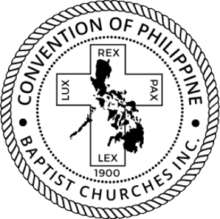 Convention of Philippine Baptist Churches seal white.png