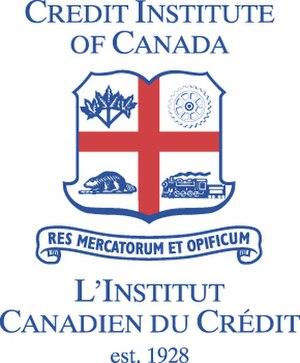 Credit Institute of Canada - Image: Credit Institute of Canada Logo