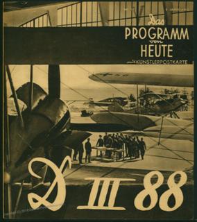 <i>D III 88</i> 1939 film by Herbert Maisch and Hans Bertram