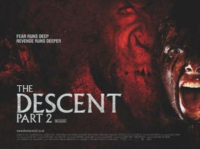 Picture of a movie: The Descent Part 2