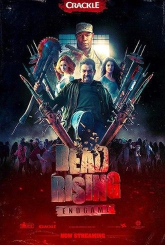 Dead Rising: Endgame - Image: Dead Rising Endgame poster