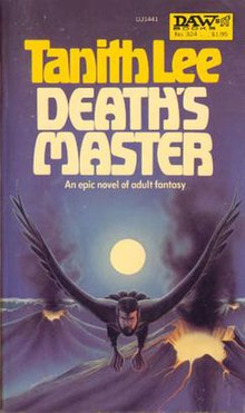 Death's Master 1st-ed cover.jpg