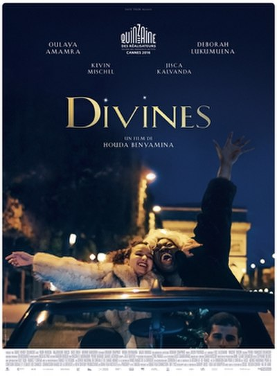 Picture of a movie: Divines