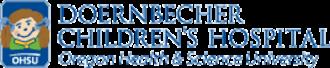 Doernbecher Children's Hospital - Image: Doernbecher Children's Hospital logo