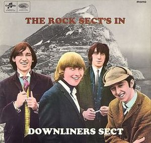Downliners Sect - Image: Downliners Sect The Rock Sects In 1966