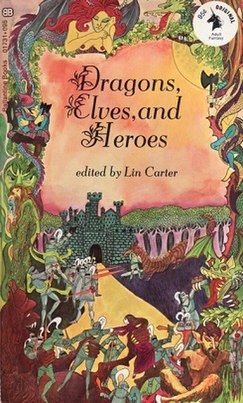 Dragons Elves and Heroes