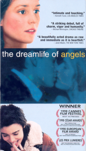 The Dreamlife of Angels - Image: Dreamlife of Angels film VHS