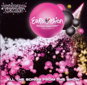 Eurovision Song Contest 2010 - Image: ESC 2010 album cover
