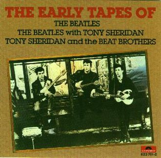 The Early Tapes of the Beatles - Image: Earlytapesofthebeatl es