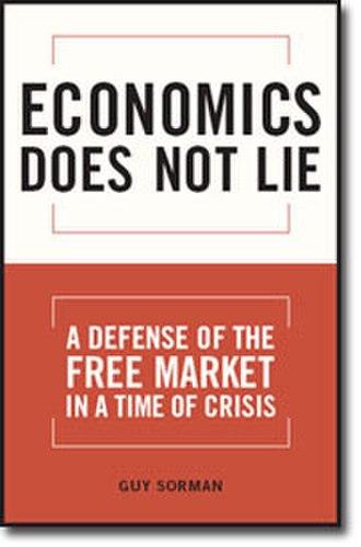 Economics Does Not Lie - English language hardcover version cover