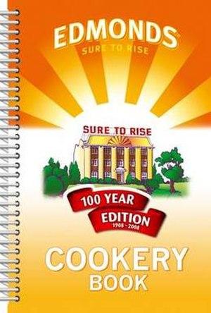 Edmonds Cookery Book - 2008 centenary edition
