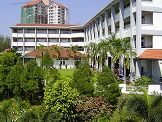 Elc International School - Main block of elc Sungai Buloh