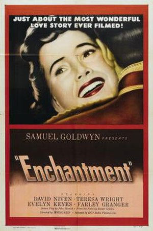Enchantment (1948 film) - Image: Enchantment Film Poster