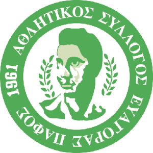 AEP Paphos FC - Evagoras' original logo prior to merger