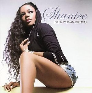 Every Woman Dreams - Image: Every Woman Dreams (Shanice album) cover art