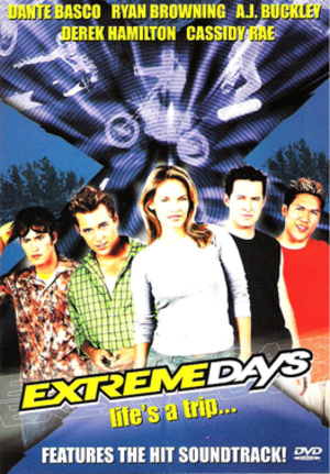 Extreme Days - DVD cover art
