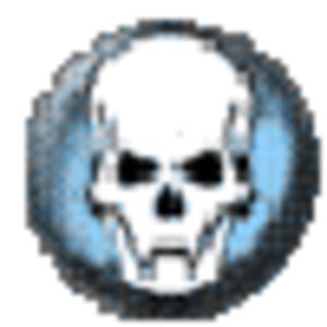 Fangoria - Image: Fangoria Skull Small