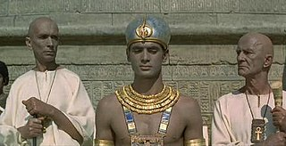 <i>Pharaoh</i> (film) 1966 Polish film by Jerzy Kawalerowicz