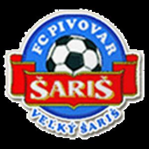 FC Pivovar Veľký Šariš - Image: Fc pivovar velky saris