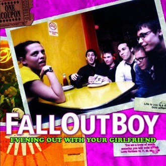 Fall Out Boy's Evening Out with Your Girlfriend - Image: Fobevening