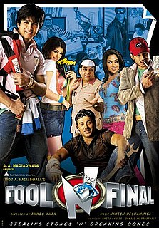 <i>Fool & Final</i> 2007 film by Ahmed Khan