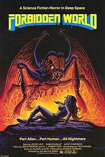 <i>Forbidden World</i> 1982 science fiction film