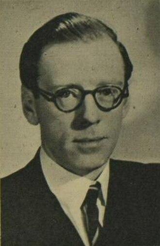 Frank Byers - Image: Frank Byers 1951
