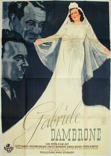 <i>Gabriele Dambrone</i> 1943 film