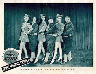 <i>Gents Without Cents</i> 1944 film by Jules White