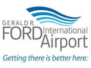 Gerald R. Ford International Airport - Image: Gerald R. Ford International Airport