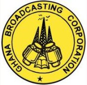 Ghana Broadcasting Corporation - Image: Ghana Broadcasting Corporation (GBC) logo