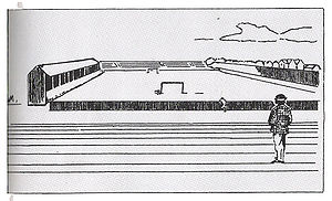 First known image of Goodison Park