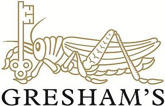 Gresham's School - Image: Gresham's School Logo
