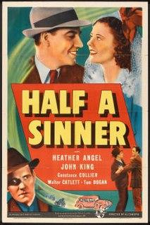 <i>Half a Sinner</i> (1940 film)