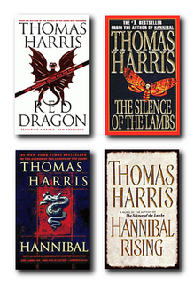 Hannibal Lecter (franchise) media franchise created by Thomas Harris