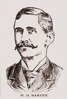 William Hope Harvey American businessman