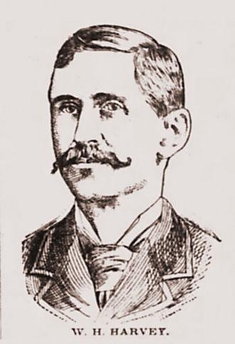 William Hope Harvey - W.H. Harvey in 1895