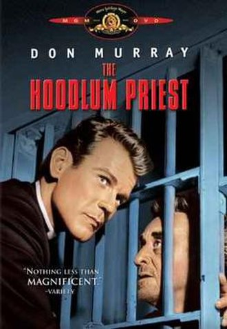 The Hoodlum Priest - DVD Cover