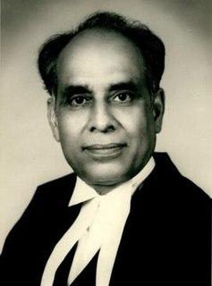 Hans Raj Khanna Indian judge