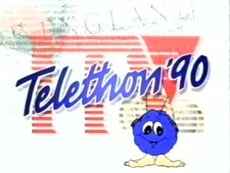 ITV Telethon - Logo for 1990 event