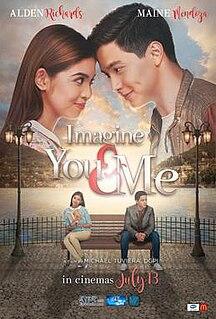 <i>Imagine You and Me</i> 2016 Filipino film