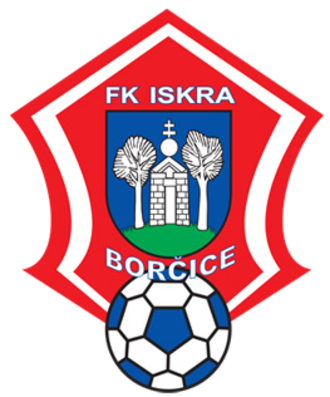FK Iskra Borčice - Image: Iskra borcice logo