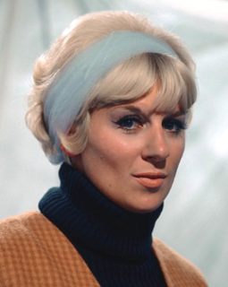 Jackie Trent English singer-songwriter and actress