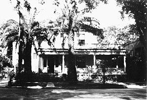 May Mann Jennings - Jennings home in Jacksonville
