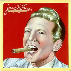 When Two Worlds Collide - Image: Jerry Lee Lewis Elektra LP album When Two Worlds Colide