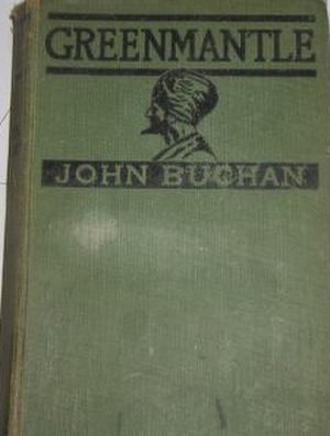 Greenmantle - First edition front (missing book jacket)